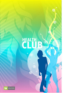 Health Club Vector