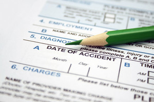 Health Form - Date Of Accident