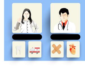 Health & Medical Sticker
