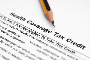 Health Tax Credit Form
