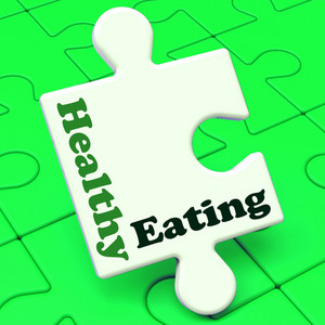 Healthy Eating Means Fresh, Nutritious Eating