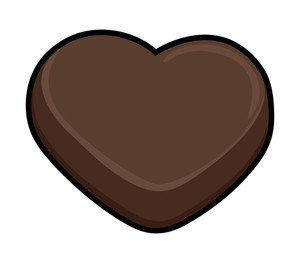 Heart Chocolate