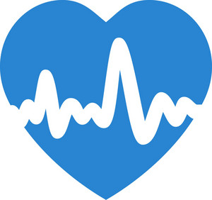 Heart Ekg Simplicity Icon