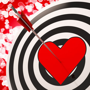Heart Target Shows Success In Romance