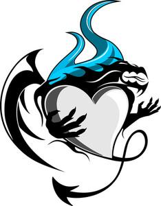Heart Tattoo.