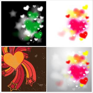 Hearts Backgrounds
