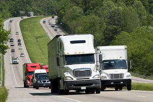 Heavy Interstate Traffic