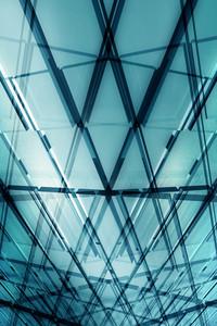 Hi-tech Glass Background