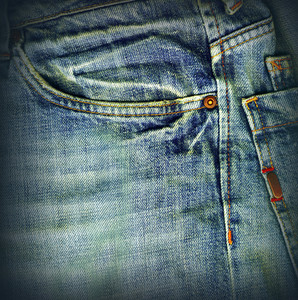 High Quality Jeans Background
