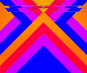 Hipster Geometric Background