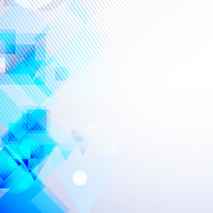 Hitech Abstract Background In Blue And Grey Color