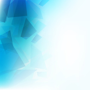 Hitech Blue Abstract Background