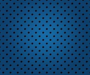 Holes In Blue Metal Plate