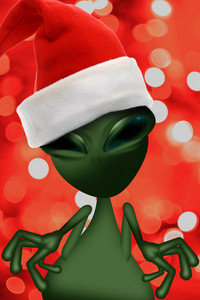 Holiday Alien