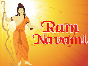 Holy Background For Ramnavami