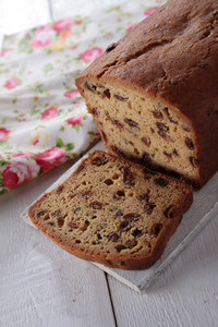 Home Baked Fruit Loaf
