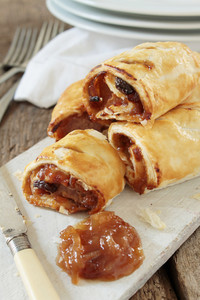 Home Baked Sausage Rolls