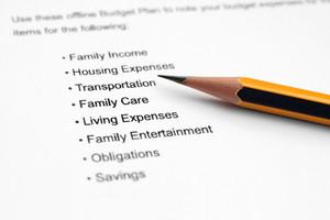Home Budget Plan