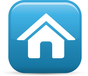 Home Elements Glossy Icon