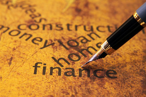 Home Finance Concept