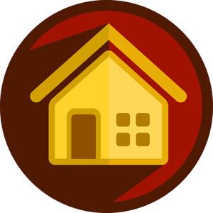 Home Icon Shape