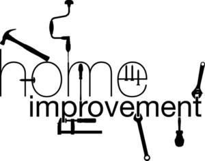 Home Improvement. Vector Illustration