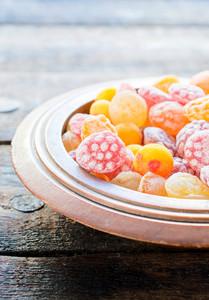 Homemade Fruit Bonbons