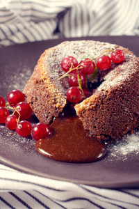 Homemade Lava Cake