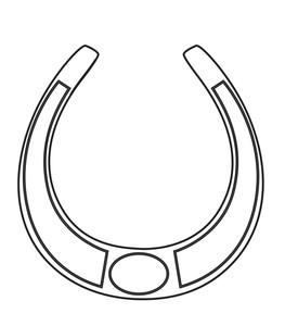 Horseshoe Shape Design