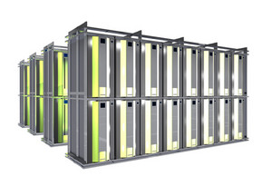Hosting Room - Serer Racks