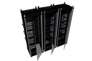 Hosting Server Racks