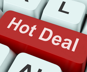 Hot Deal Key Means Amazing Offer