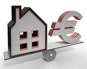 House And Euro Balancing Shows Investment