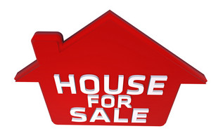 House Sale Sign