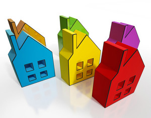 House Symbols Means Houses For Sale