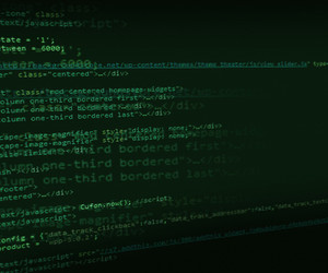 Html Code Green Background