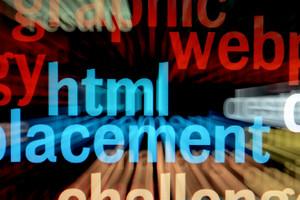 Html - Monitor Screen