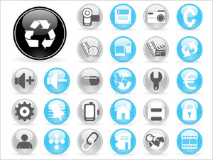 Huge Collection Of Icons