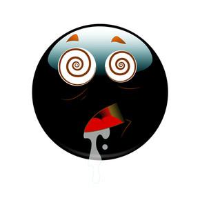 Hypnotized Smiley