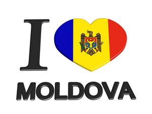 I Love Moldova