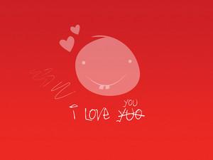 I Love You Dumb And Innocent Bg