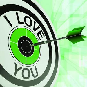 I Love You Me Target Shows Romance