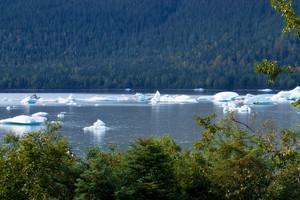 Icebergs Alaska