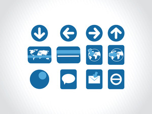 Icons Use For Website