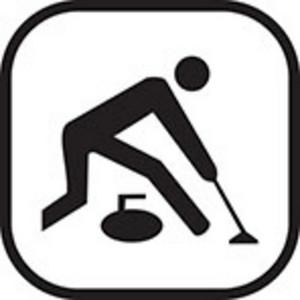 Curling Clip Art