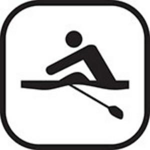 Rowing Clip Art
