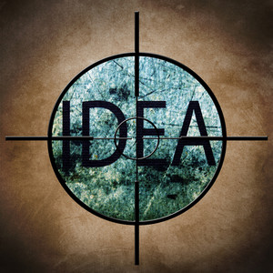 Idea Text On Target