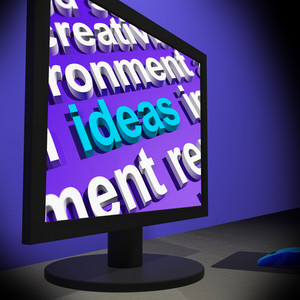 Ideas On Monitor Showing New Inventions S