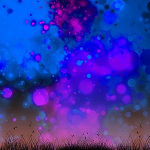 Illuminated Background