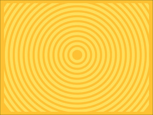 Illusion Circles Background